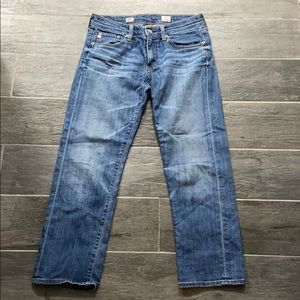 AG Adriano Goldschmied Tomboy Crops size 27